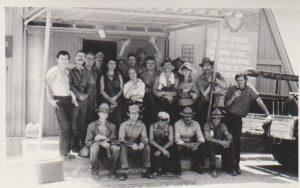 Актёры ТКБФ в Афганистане, северный Кундуз. 1981