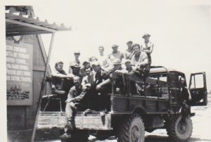 Актёры ТКБФ в Афганистане, северный Кундуз. 1981 г.