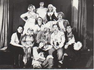 К.Коллоди. Пиноккио. 1981 г.