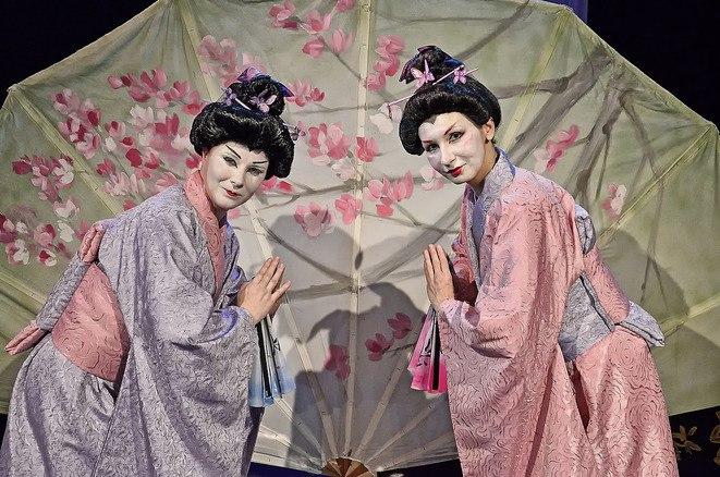 «Канбуцу Кику или Сказка о волшебном цветке» – сказка в японском стиле (6+)