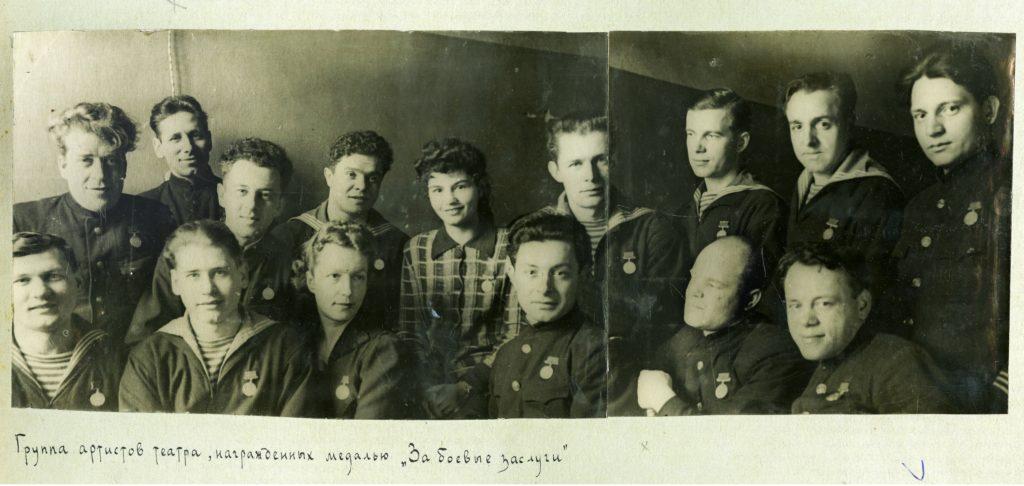 Великая Отечественная война и Театр Балтийского флота
