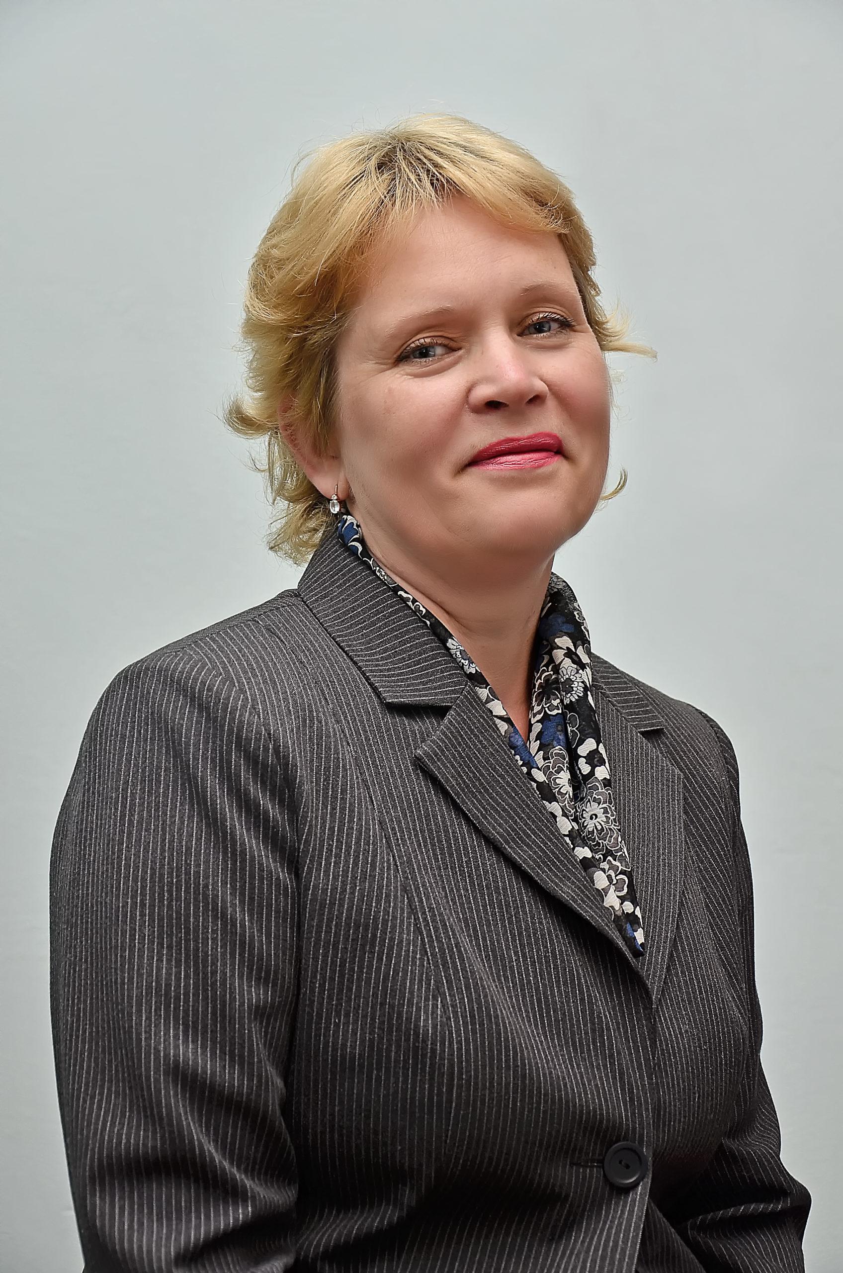 Токарева Елена Вадимовна